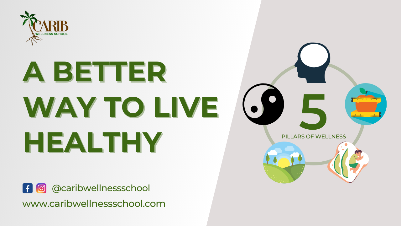 A better way to live healthy